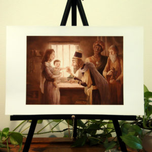Three Kings Print Art